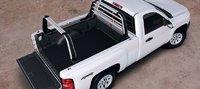 2011 Chevrolet Silverado Hybrid, Truck bed. , exterior, manufacturer