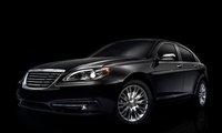 2011 Chrysler 200, Front thre quarter view. , exterior, manufacturer