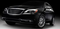2011 Chrysler 200, FRont View. , exterior, manufacturer