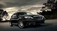 2011 Chrysler 200, Front three quarter view. , manufacturer, exterior