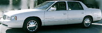 Picture of 1999 Cadillac DeVille Concours Sedan FWD, exterior, gallery_worthy