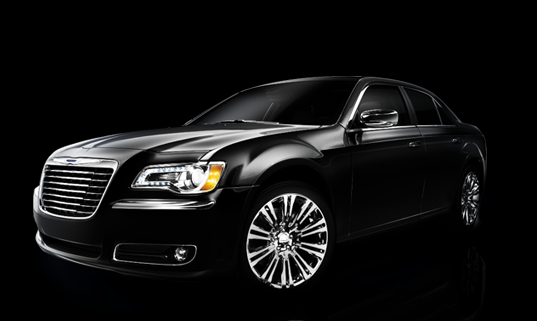 2011 Chrysler 300, Front three quarter view. , manufacturer, exterior