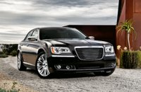 2011 Chrysler 300, Front three quarter view. , exterior, manufacturer