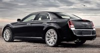 2011 Chrysler 300, Back quarter view. , exterior, manufacturer, gallery_worthy