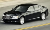 2011 Chrysler 300, Three quarter view. , manufacturer, exterior