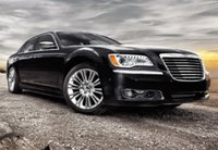 2011 Chrysler 300, Front View. , manufacturer, exterior
