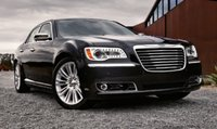 2011 Chrysler 300, Front quarter view., manufacturer, exterior