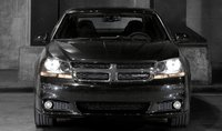 2011 Dodge Avenger, Front View. , exterior, manufacturer