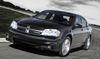 2011 Dodge Avenger Overview