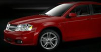 2011 Dodge Avenger, Side View. , exterior, manufacturer