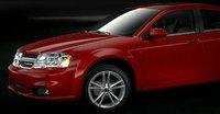2011 Dodge Avenger, Side View. , exterior, manufacturer