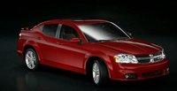 2011 Dodge Avenger, Front three quarter view. , exterior, manufacturer