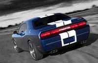 2011 Dodge Challenger, Back View. , exterior, manufacturer