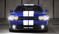 2011 Dodge Challenger, Front View. , exterior, manufacturer