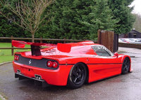 1997 Ferrari F50 Overview