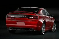 2011 Dodge Charger, Back View. , exterior, manufacturer