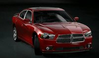 2011 Dodge Charger, Front three quarter view. , exterior, manufacturer