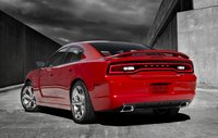 2011 Dodge Charger, Back three quarter view. , manufacturer, exterior