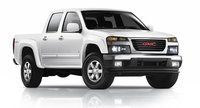 2011 GMC Canyon, Front three quarter view. , exterior, manufacturer