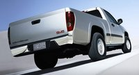 2011 GMC Canyon, Back quarter view. , exterior, manufacturer