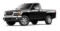 2011 GMC Canyon, Side View. , exterior, manufacturer