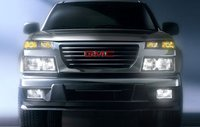 2011 GMC Canyon, Front View. , exterior, manufacturer