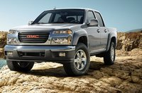 2011 GMC Canyon, Front three quarter view. , manufacturer, exterior