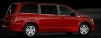2011 Dodge Grand Caravan, Side View. , exterior, manufacturer