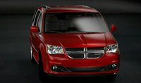 2011 Dodge Grand Caravan, Front View. , exterior, manufacturer, gallery_worthy