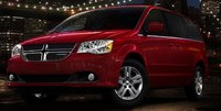 2011 Dodge Grand Caravan, Front three quarter view. , exterior, manufacturer, gallery_worthy