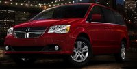 2011 Dodge Grand Caravan, Front three quarter view. , manufacturer, exterior