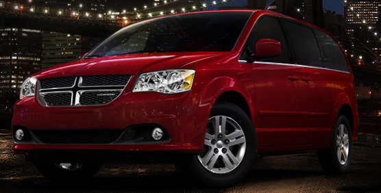 2011 Dodge Grand Caravan, Front three quarter view. , exterior, manufacturer