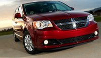 2011 Dodge Grand Caravan, Front View. , exterior, manufacturer