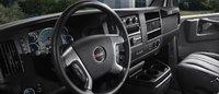 2011 GMC Savana Cargo, Drivers Seat. , interior, manufacturer