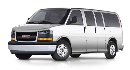 2011 GMC Savana Cargo, Front three quarter view. , exterior, manufacturer