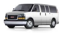 2011 GMC Savana Cargo, Front three quarter view. , manufacturer, exterior