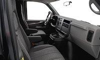 2011 GMC Savana Cargo, Front Seat. , interior, manufacturer