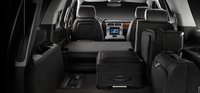 2011 GMC Yukon XL, Back Seat View. , interior, manufacturer