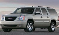 2011 GMC Yukon XL, Front three quarter view. , manufacturer, exterior