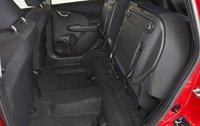 2011 Honda Fit, Fold-up Back Seats. , interior, manufacturer