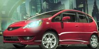 2011 Honda Fit, Front View. , exterior, manufacturer, gallery_worthy