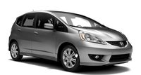 2011 Honda Fit, Front quarter view. , exterior, manufacturer