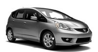 2011 Honda Fit, Front quarter view. , manufacturer, exterior