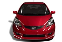 2011 Honda Fit, Front View. , exterior, manufacturer