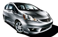 2011 Honda Fit, Front quarer view. , exterior, manufacturer