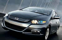 2011 Honda Insight, Front View., manufacturer, exterior