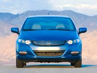 2011 Honda Insight, Front View. , exterior, manufacturer