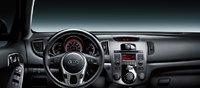 2011 Kia Forte Koup, Driver's Seat. , interior, manufacturer
