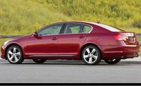 2011 Lexus GS 460, Side View. , manufacturer, exterior