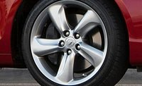 2011 Lexus GS 460, Close-up of tire. , manufacturer, exterior
